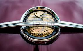 oldsmobile classic car ornament stock photo picture and