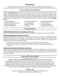 Sample Electrical Engineering Resume Personal Objective Resume Best Essay Ghostwriters Website