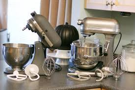 Kitchen Stand Mixer by A Review Of The New Kitchenaid 7 Quart Bowl Lift Residential Stand