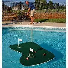 blue wave aqua golf backyard golf game walmart com