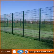 safety wire mesh fence with bends road europe welded wire mesh