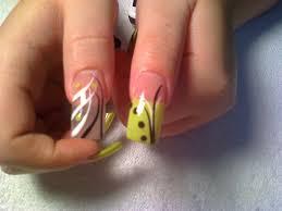 10 black green gel nail art designs ideas elegant looking