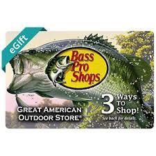 Bass Pro Home Decor Gift Cards Bass Pro Shops