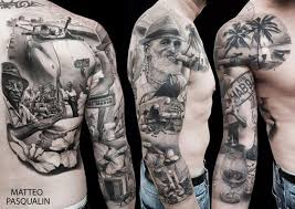 95 awesome examples of full sleeve tattoo ideas tattoo tatoo
