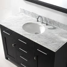 Bathroom Vanity With Mirror by Modern U0026 Contemporary Bathroom Vanities You U0027ll Love Wayfair