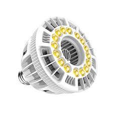 sansi led full cycle grow light 15w full spectrum ceramic led