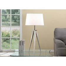 Brushed Steel Desk Lamp Artiva Usa Lighting Furniture And Home Improvement