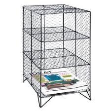 casier de rangement bureau casier bureau propose 3 etageres format brochure magasine
