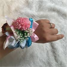 cheap corsages for prom online get cheap wrist corsage silk flowers aliexpress