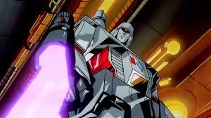 autobot megatron transform megatron truck tank transformers