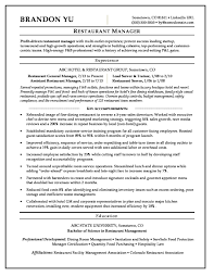 exle of manager resume waste manager resume exle pictures hd aliciafinnnoack