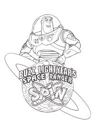 buzz lightyear coloring pages coloring pages to print