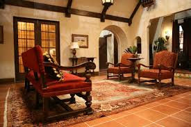 pictures interior spanish style homes best home library