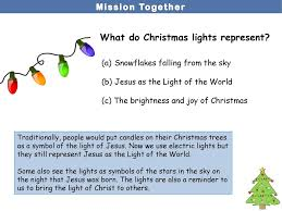 what do christmas lights represent welcome to your advent symbolism quiz ppt download