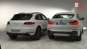 porsche macan length bmw x4 vs porsche macan pics and specs