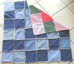 Quilted Rugs Denim Frayed Lap Quilt Lap Quilts Scout Leader And Square