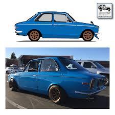 vintage toyota 161 toyota corolla i drew your car