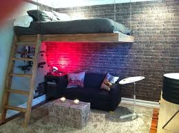 best 25 elevated bed ideas on pinterest loft bed room ideas