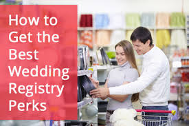 best wedding registry stores 5 ways to score the best wedding registry perks the krazy coupon