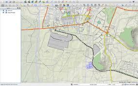 Open Street Maps Underdiver