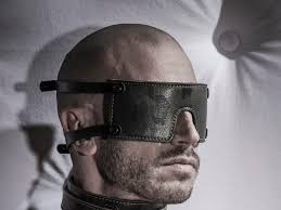 hartman camo leather blindfold liberator kaufmann mercantile