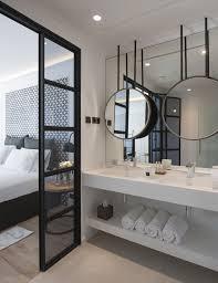 modern hotel bathroom the serras hotel barcelona luxury hotel gothic quarter barcelona