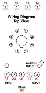 magnecraft relay wiring diagram