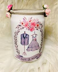 wedding wish jar lighted jars wedding wish jar mr and mrs jar lighted bottles