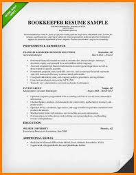 Bookkeeper Resume Samples by 6 Bookkeeper Resume Sample Affidavit Letter