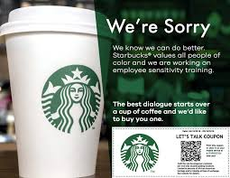 We Re Sorry Meme - 4chan hoax coupon starbucks philadelphia arrest controversy know