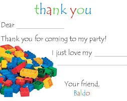 9 best images of printable lego thank you free printable lego