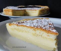 herve cuisine galette des rois gâteau magique de base à la vanille aux fourneaux