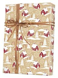 christmas kraft wrapping paper home for christmas kraft gift wrap innisbrook wrapping paper