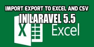 laravel tutorial exle import export to excel and csv using maatwebsite in laravel