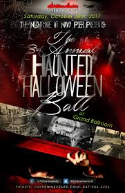 can you refund halloween horror nights tickets the nightmare at navy pier presents the haunted halloween ball