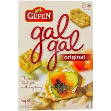 gefen kosher gefen gal gal crackers plain 8 oz grandandessex online kosher