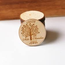 wedding magnets aliexpress buy custom tree magnets wood save the date