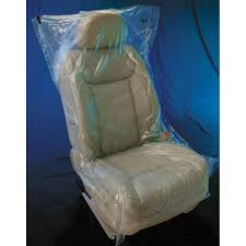 disposable chair covers slip n grip disposable plastic seat covers gempler s