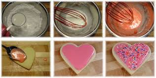 Icing To Decorate Cookies Decorated Sugar Cookies Recipe Average Betty