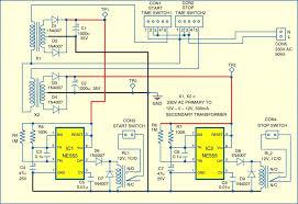 car diagram motor schematic diagram industrial symbols