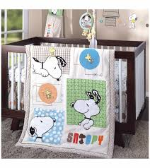 Snoopy Crib Bedding Snoopy Baby Bedding Ideas Vine Dine King Bed Snoopy Baby