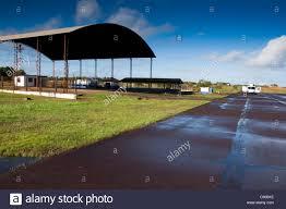 helicopter landing base at amapazinho city amapa state brazil