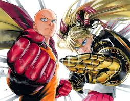 one punch man image saitama one punch man himiko dangan tenshi fan club jpg