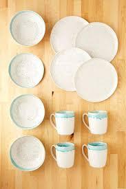 disposable dinnerware wedding blue dinnerware set vintage style