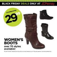 womens boots jcpenney chellss pennies add up to beautiful black