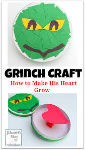 grinch writing paper grinch craft how to make his heart grow jdaniel4s mom grinch craft how to make his heart grow