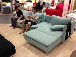 ikea sectional sofa reviews ikea sectional sofas beautiful leather sofa review fjellkjeden
