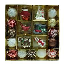 ornaments tree ornaments sets glass