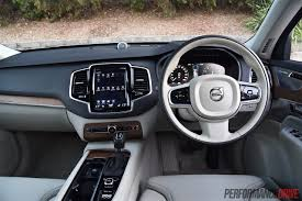volvo jeep 2015 video 2016 volvo xc90 t6 review pov on pdrivetv performancedrive