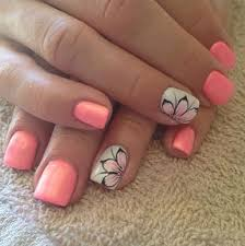 23 adorable pink nail designs for girls